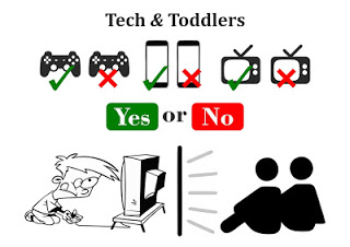 Tech 'N' Toddlers