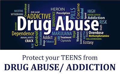 TEENS – Drug Abuse & Addiction
